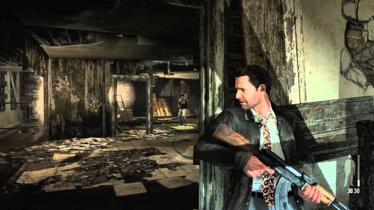 Max Payne Video Game Blackclever